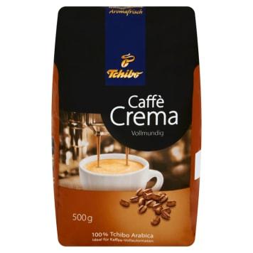 TCHIBO Caffe Crema Vollmundig Kawa palona ziarnista 500g