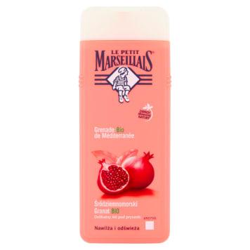 LE PETIT MARSEILLAIS Shower gel Mediterranean grenade 400ml