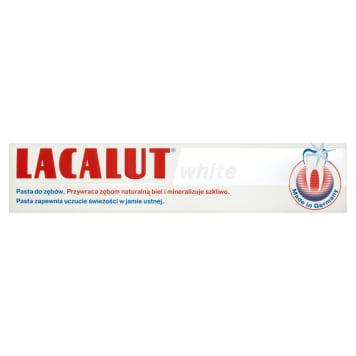 LACALUT White Pasta do zębów 75ml