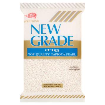 NEW GRADE Tapioca pearls 400g