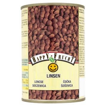HAPPY FRUCHT Lentil 400g