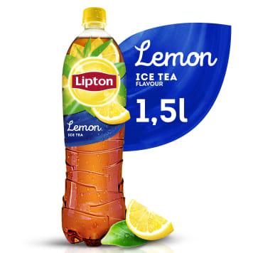 Napój niegazowany Lemon - Lipton Ice Tea. Smak i jakość dobrej herbaty.
