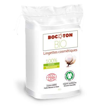 Płatki kosmetyczne dla dzieci bio – Bocoton to ekologiczne płatki doskonałe do pielęgnacji dzieci.