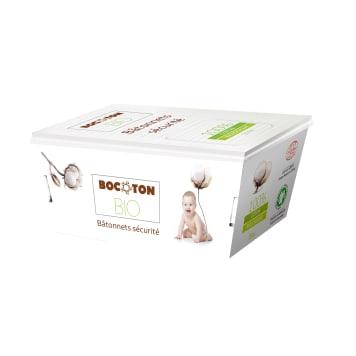 Bocoton - Patyczki kosmetyczne dla dzieci 56 szt. Wyprodukowany z myślą o najmłodszych.