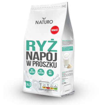 NATURO Rice - a powdered drink 300 g