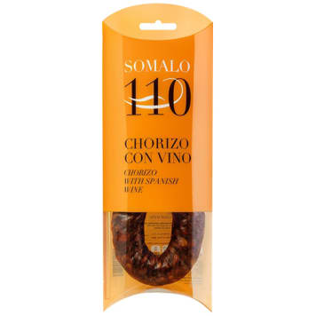 LA GLORIA RIOJANA Chorizo sausage with wine 280 g