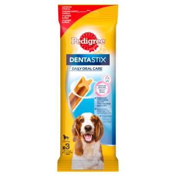 Pedigree Denta Stix - Przysmak dla psów 3 szt. Pokochają go wszystkie pupile.