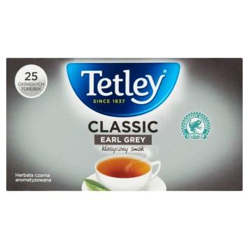 Herbata czarna aromatyzowana – Tetley to niezmieniony od lat smak herbaty, którą cieszy się cała rodzina.