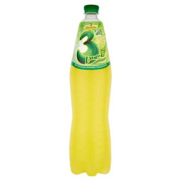 ZBYSZKO 3 Limonki Fizzy drink 1.5l