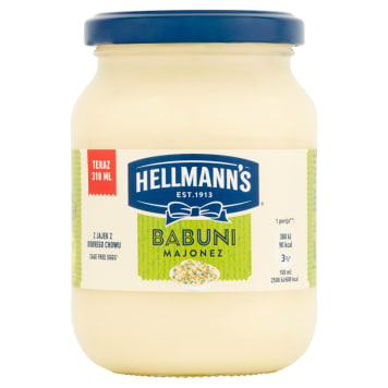 HELLMANNS Mayonnaise 310 ml