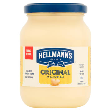 HELLMANNS Mayonnaise Original 310 ml