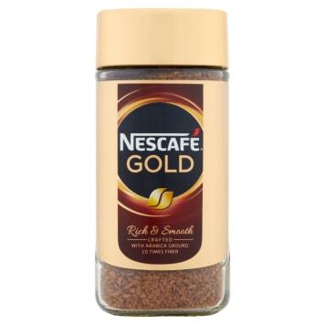 Kawa rozpuszczalna - Nescafe Gold
