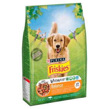 FRISKIES BALANCE Dry Dog Food 500g