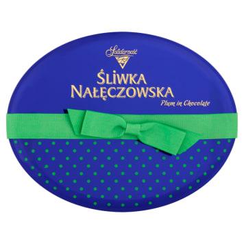 SOLIDARNOŚĆ Śliwka Nałęczowska w czekoladzie 250g