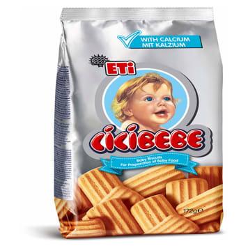 ETI Cicibebe Biscuits 172g