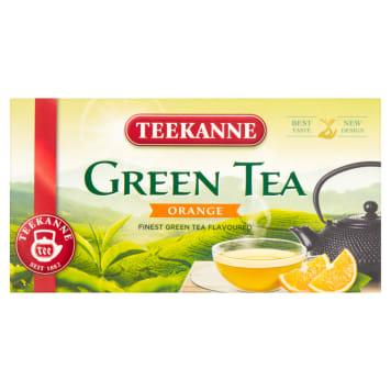 TEEKANNE Earl Grey Green tea Orange 20 bags 35g