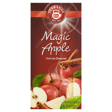 TEEKANNE World of Fruits Fruit tea Magic Apple 20 bags 45g