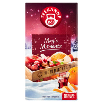 TEEKANNE World of Fruits Fruit tea Magic Moments 20 bags 50 g
