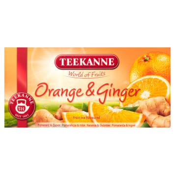 TEEKANNE World of Fruits Herbata owocowa Orange&Ginger 20 torebek 45g