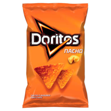 DORITOS Nacho Corn chips with cheese flavor 100 g