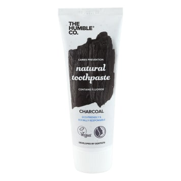 HUMBLE BRUSH Coal toothpaste with fluoride 75ml