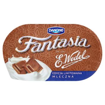 DANONE Fantasia Cream yoghurt with chocolate 104g