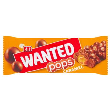 ETI Wanted Batonik karmelowy 28g