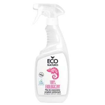 ECO NATURO Ecological liquid for cleaning sanitary devices 750ml