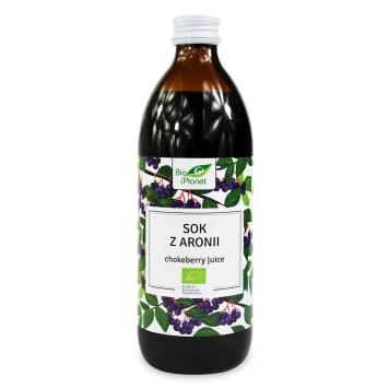 BIO PLANET Juice Aroni BIO 500ml