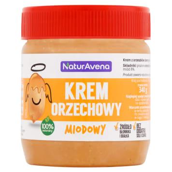 NATURAVENA Honey nut cream 340g