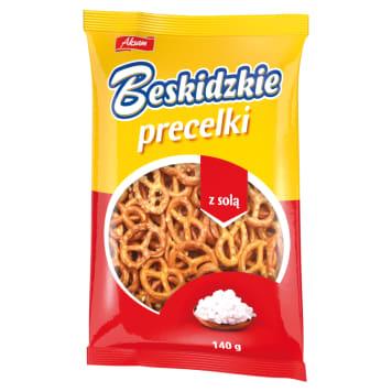 BESKIDZKIE Pretzels with salt 140g