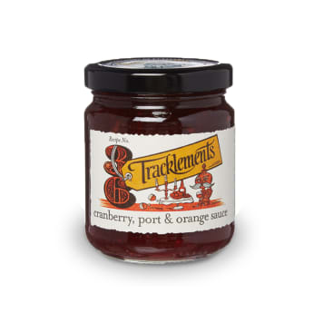 TRACKLAMENT Sauce with cranberry, port wine and orange 80g