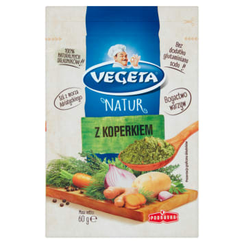 VEGETA Natur Spice with dill 60g