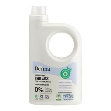 DERMA Concentrated liquid agent for white clothes 945 ml