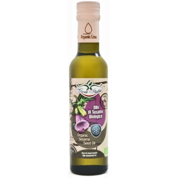 GUSTI ITALIA Siberian cold pressed sesame oil 250ml