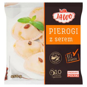 Pierogi domowe z serem-Jawo. Idealny pomysł na szybki i pożywny obiad.