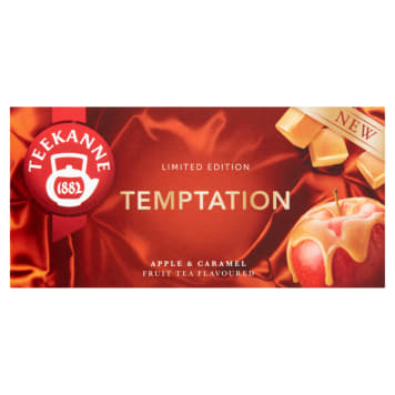 TEEKANNE World of Fruits Fruit tea Temptation 20 bags 35 g