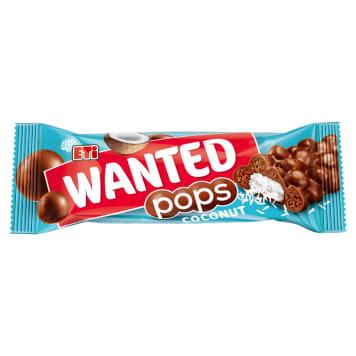ETI Wanted Coconut bar 28g