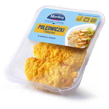 MORLINY Breaded chicken tenderloin 350g