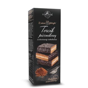 KOPERNIK Z serca fabryki Gingerbread cake in dessert cocoa-nut chocolate 180g