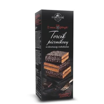 KOPERNIK Z serca fabryki Gingerbread cake in dessert chocolate fruit filling 180g