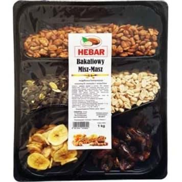 HEBAR Bakali mish-you have 1kg