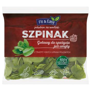 Szpinak - Green Factory. Doskonały, zdrowy smak.