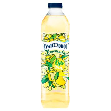 ŻYWIEC ZDRÓJ Lemoniada Cytryna 1.5l