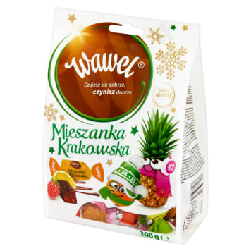 WAWEL Mieszanka Krakowska Jelly in chocolate 300g