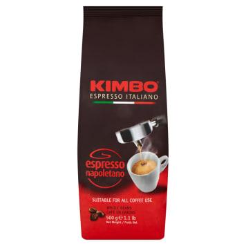 KIMBO Espresso Napoletano coffee beans 500g