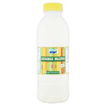Zsiadłe mleko w butelce - Krasnystaw