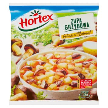 Zupa grzybowa mrożona - Hortex. Jest gwarancją najlepszego smaku i aromatu.