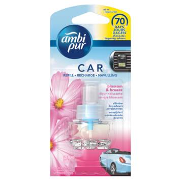 AMBI PUR CAR Samochodowy odświeżacz powietrza Flowers & Spring - wkład 1szt