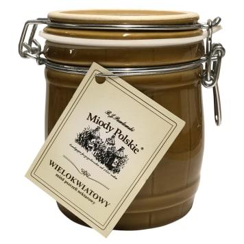 MIODY POLSKIE Multi-flower nectar honey (stoneware) 700g